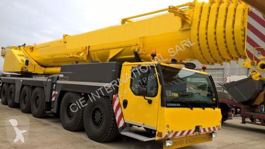 Voir les photos Grue Liebherr LTM 1300-6.2