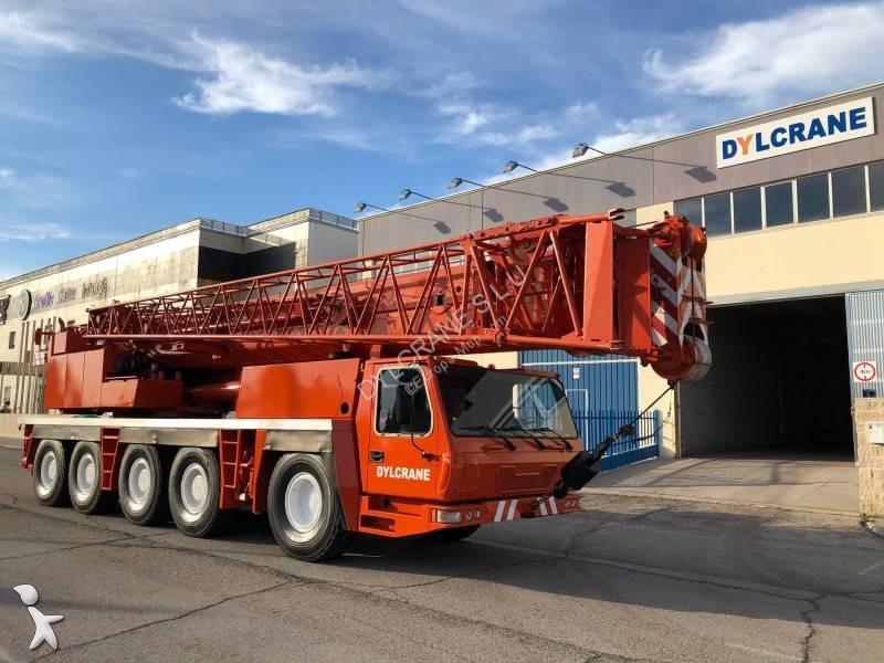 Grove gmk 5100 crane