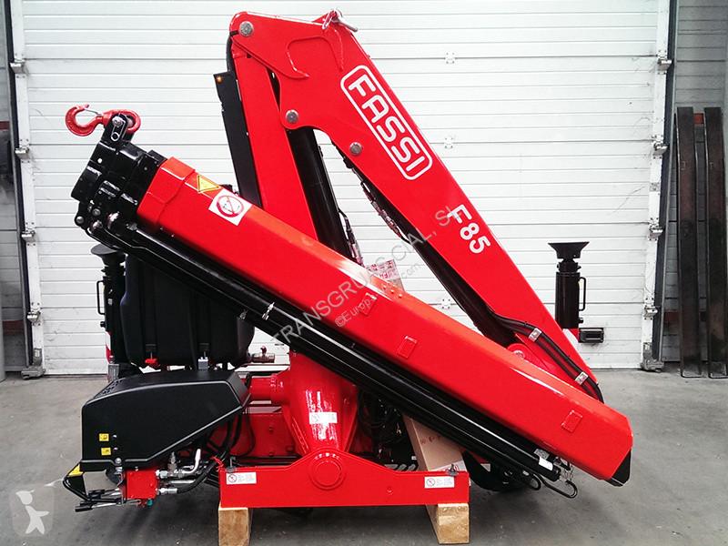 View images Fassi F85B.0.23 e-active crane
