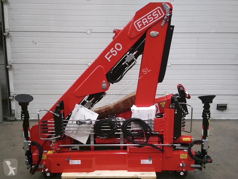 View images Fassi F50A.0.22 HO crane