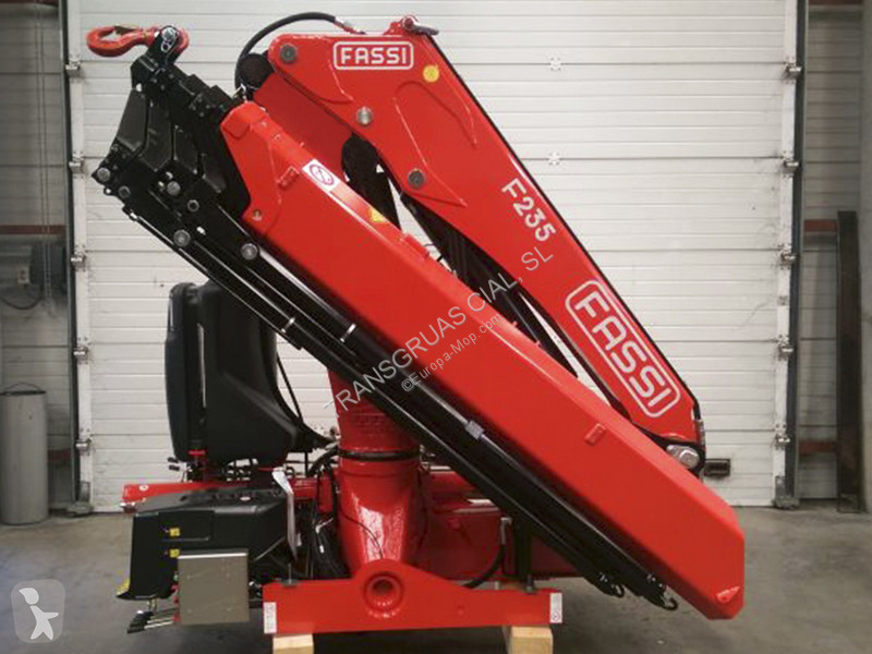 View images Fassi F235A.0.25 e-active crane