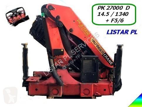 Used Palfinger PK 27002 Truck equipments crane