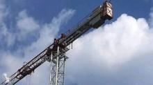 Terex tower crane