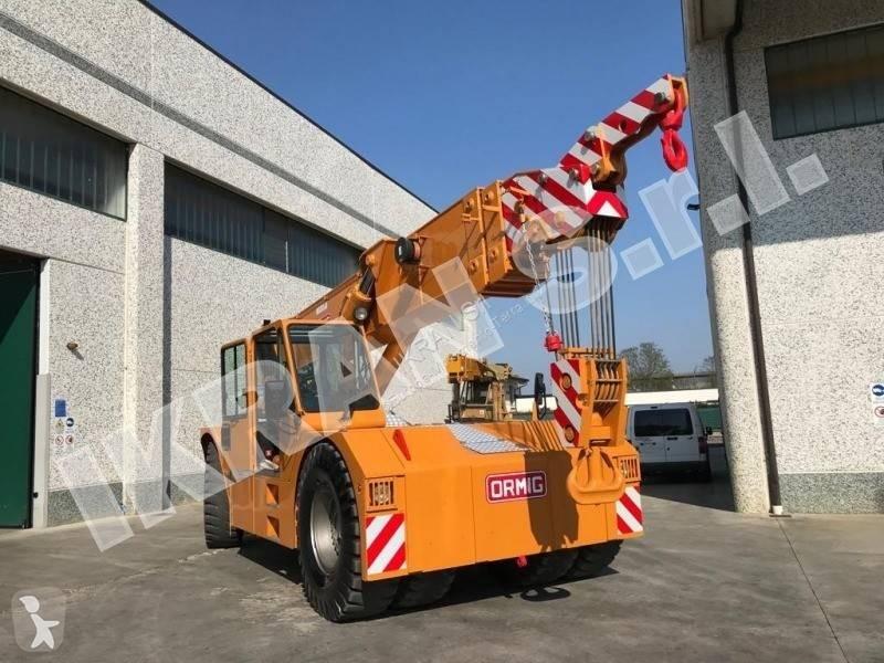 View images Ormig 45 Tm crane
