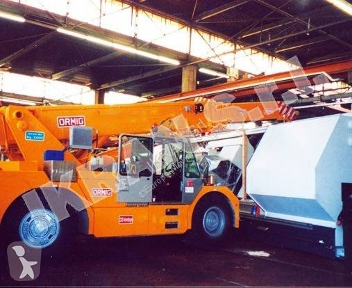 View images Ormig 33 tmBP crane