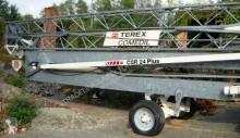 grúa de montaje rápido Terex Comedil