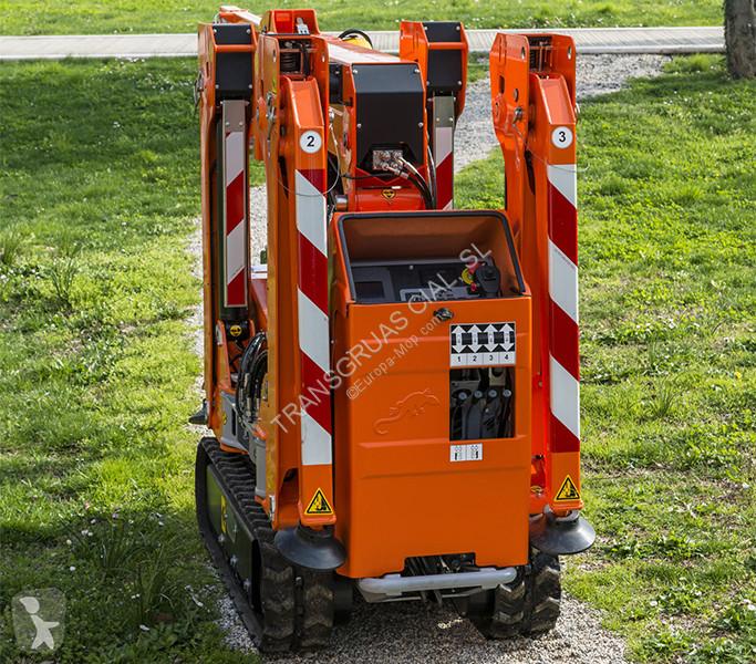 Zobaczyć zdjęcia Wyposażenie ciężarówek Jekko SPX 312