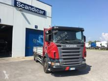 Scania R420 crane