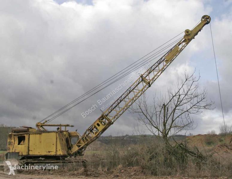 Ver las fotos Grúa nc MENCKM154 Cable excavator / Seilbagger