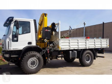 Iveco EuroCargo ML150E25 W 4x4 EuroCargo ML150E25 W 4x4, Kran HYVA HC131K E3 truck