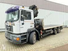 vrachtwagen MAN 28.364 6x2-4 BL 28.364 6x2-4 BL mit Kran Hiab 195-3