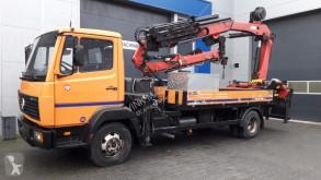 ciężarówka platforma Palfinger