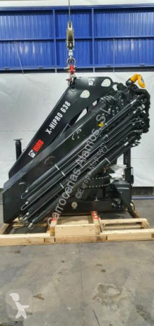 Hiab X-HIPRO 638 E8 Y 638 E9