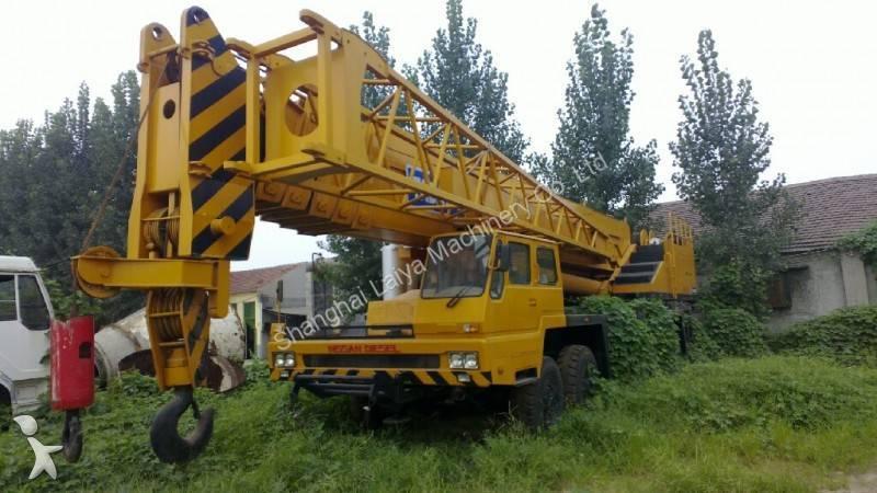 View images Tadano TG1600E crane