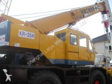 Kato Used Kato 25t Rough Crane KR-25H