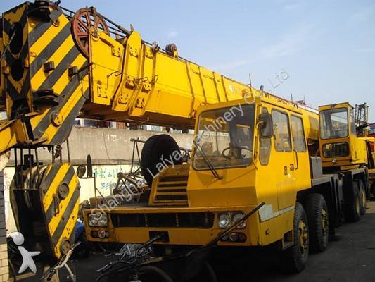 View images XCMG Used XCMG 50T truck crane QY50 CHINA crane