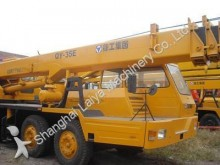 XCMG self-erecting crane