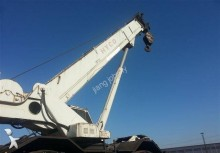 Hydros auxiliary crane Truck equipments