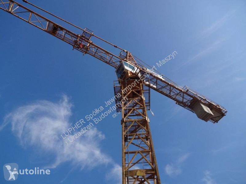 Tower Crane Uses : Used liebherr tower crane ech n?