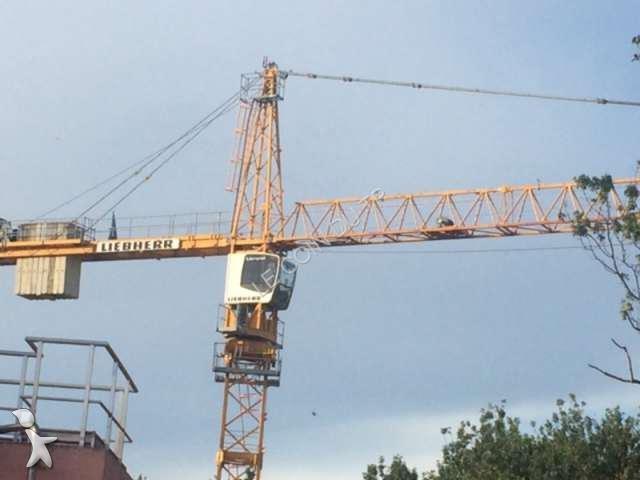 Tower Crane Uses : Used liebherr tower crane ec h n?