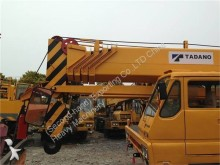 Voir les photos Grue Tadano Used Tadano TG650E Truck Crane
