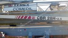 Comedil self-erecting crane