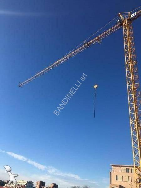 Tower Crane Uses : Used potain tower crane mc n?