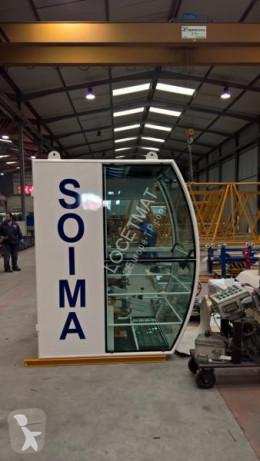 Voir les photos Grue Soima SGT 6015 TL