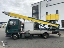 grue mobile Iveco 75 E 17 4x2 33 m Aufzug / Leiter Paus occasion - n°2937224 - Photo 2