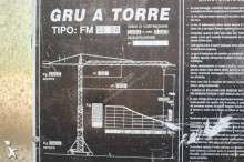 auctions tower crane used FM Gru n/a FM 1035 - Ad n°3051009 - Picture 2