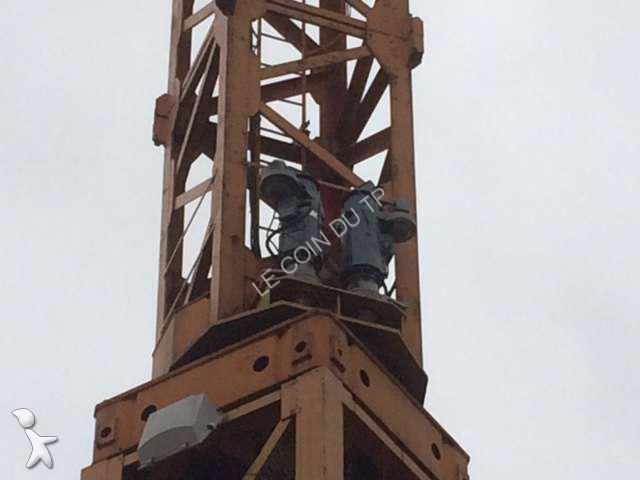Tower Crane Uses : Used potain tower crane n?