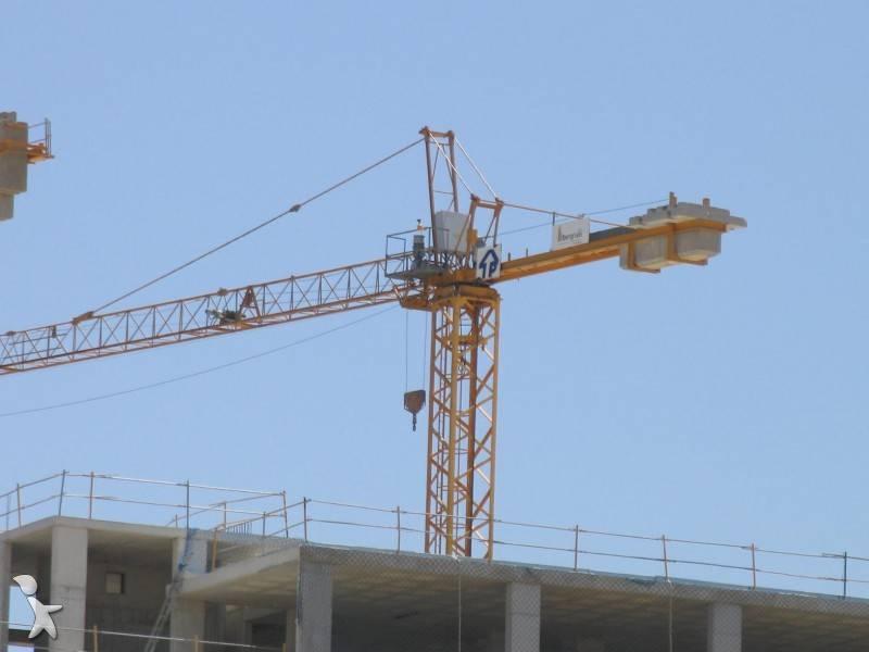 Tower Crane Uses : Used potain tower crane mc a n?