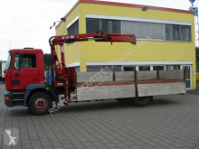 Ver as fotos Grua MAN - 18.224 /4x2 18.224 4x2 mit Kran Hiab 102-2