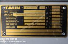 Voir les photos Grue Faun ATF 60-4 Valid Aboma Insp. Till 08-2019, 8x6x8 Dri