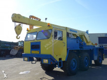 View images Faun L912/21 Crane Tow Bar Recovery Truck Good Condition crane