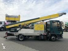 grue mobile Iveco 75 E 17 4x2 33 m Aufzug / Leiter Paus occasion - n°2937224 - Photo 6