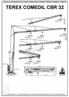 View images Comedil CBR32 crane
