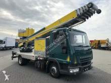 grue mobile Iveco 75 E 17 4x2 33 m Aufzug / Leiter Paus occasion - n°2937224 - Photo 7