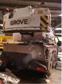 Voir les photos Grue Grove GMK 3055*ACCIDENTE*DAMAGED*UNFALL*