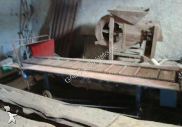 culture de la pomme de terre nc tapis roulant occasion n 1451370. Black Bedroom Furniture Sets. Home Design Ideas