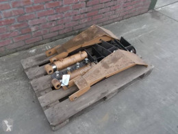 Grimme RH stortbak, hydraulische steunpoten