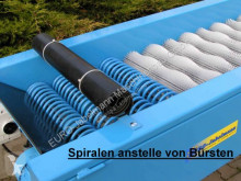 nc Bürstenmaschine, NEU, 11 Bürsten + 3 Spiralen, 550 mm breit