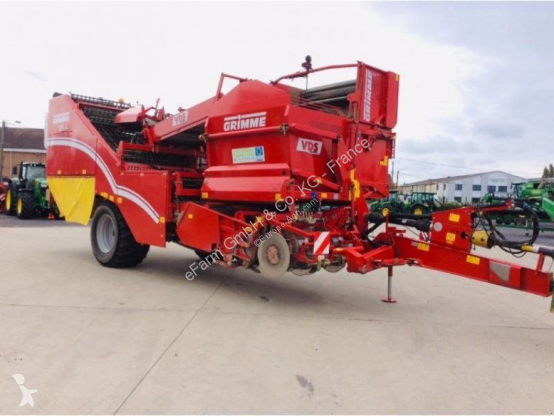 View images Grimme  specialised crops