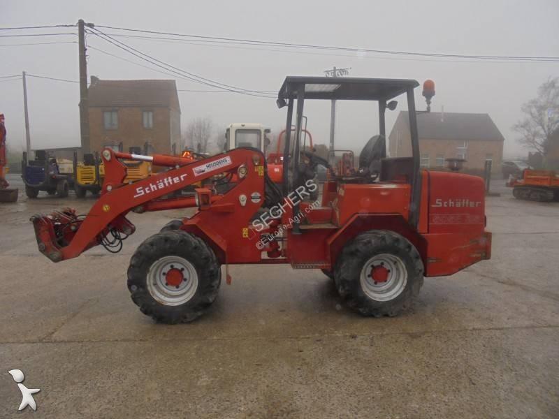 Schäffer 5058 ZS livestock equipment