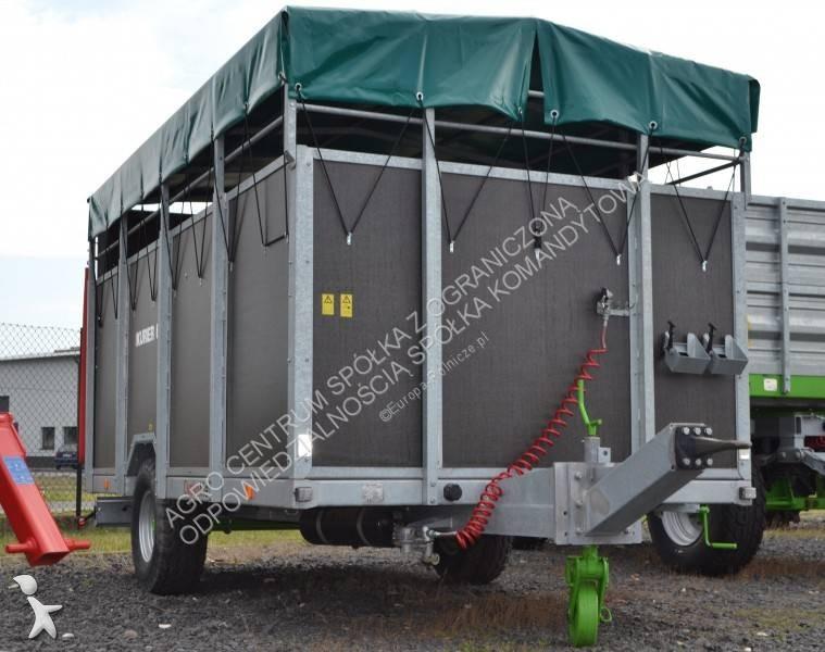 Zobaczyć zdjęcia Urządzenia do hodowli zwierząt Cynkomet KURIER 6 T-677