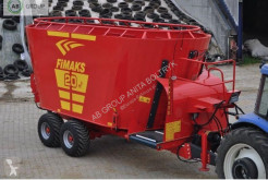 nc FIMAKS - Futtermischwagen 20m3 FMV 20 F/ feeding mixer / wóz paszowy neuf