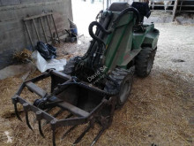 Avant tecno farm loader