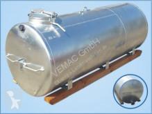 materiale di allevamento nc Wasserfass Tränke Tränkefass Wassertank Wasserwagen 5000 L