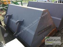 materiale di allevamento nc Kock & Sohn LEICHTGUTSCHAUFEL 2,50 MTR. ZUM SCORPION