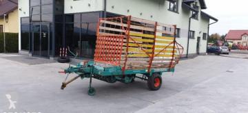 Steyr Hamster 12 przyczepa samozbierająca livestock equipment